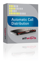 Allworx Call Distribution